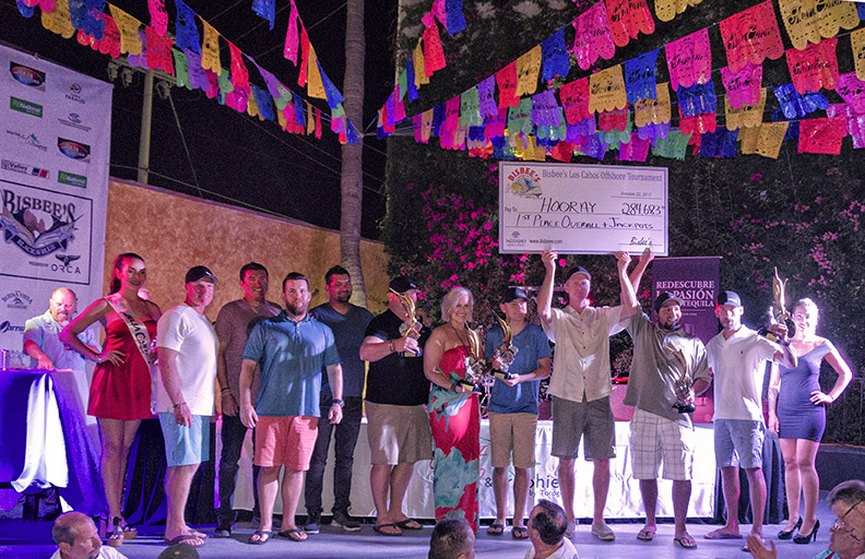 2017 Bisbee Offshore finishes with a flourish