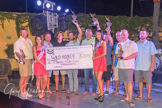 Los Cabos Offshore Tournament pays record $1,165,000 prize money